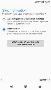 Sony Xperia XA2 Ultra - E-mails - Ajouter ou modifier un compte e-mail - Étape 20