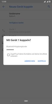 Nokia 9 - Bluetooth - Geräte koppeln - Schritt 9
