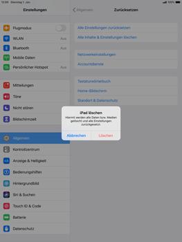 Apple ipad-10-2-7th-gen - Gerät - Zurücksetzen auf die Werkseinstellungen - Schritt 6