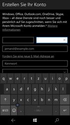 Microsoft Lumia 950 - Apps - Konto anlegen und einrichten - 9 / 20