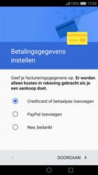Huawei Nova - Applicaties - Account instellen - Stap 18