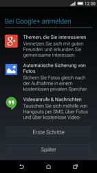 HTC One Mini 2 - Apps - Konto anlegen und einrichten - 2 / 2