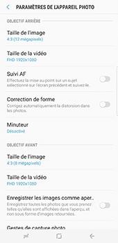 Samsung Galaxy S8+ - Photos, vidéos, musique - Prendre une photo - Étape 11