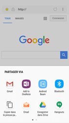 Samsung G930 Galaxy S7 - Android Nougat - Internet - Navigation sur Internet - Étape 19