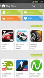 HTC One Mini - Applicazioni - Installazione delle applicazioni - Fase 4