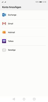 Huawei P20 - Android Pie - E-Mail - Manuelle Konfiguration - Schritt 4