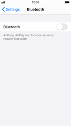 Apple iPhone SE - iOS 13 - Bluetooth - Connecting devices - Step 6