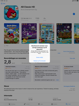 Apple ipad-pro-12-9-ios-12 - Applicaties - Downloaden - Stap 16