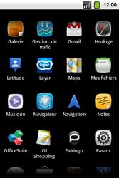 Alcatel OT-991 Smart - Internet - Configuration manuelle - Étape 3