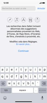 Apple iPhone 11 Pro - Internet et roaming de données - Navigation sur Internet - Étape 4