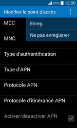 Samsung G355 Galaxy Core 2 - Internet - configuration manuelle - Étape 16