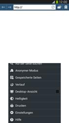 Samsung Galaxy Mega 6-3 LTE - Internet - Manuelle Konfiguration - 21 / 28