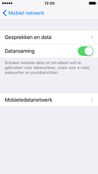 Apple iPhone 5c iOS 10 - Internet - handmatig instellen - Stap 10