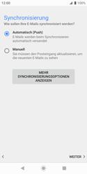 Sony Xperia XZ2 Compact - Android Pie - E-Mail - Konto einrichten (outlook) - Schritt 14
