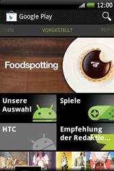 HTC Wildfire S - Apps - Herunterladen - 1 / 1