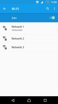 Sony Xperia Z5 Premium (E6853) - Wi-Fi - Verbinding maken met Wi-Fi - Stap 8