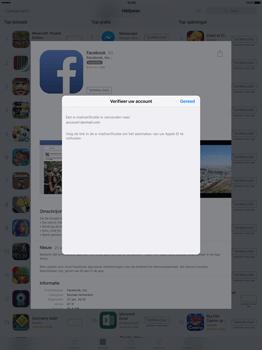 Apple iPad Pro 12.9 inch met iOS9 (Model A1652) - Applicaties - Account aanmaken - Stap 23
