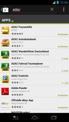 Motorola RAZR i - Apps - Herunterladen - 18 / 22