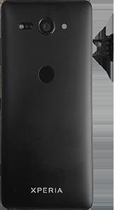 Sony Xperia XZ2 Compact - Android Pie - SIM-Karte - Einlegen - Schritt 3