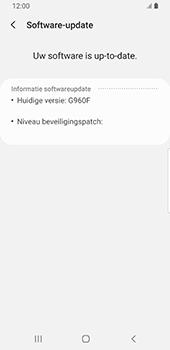 Samsung galaxy-s9-sm-g960f-android-pie - Software updaten - Update installeren - Stap 7