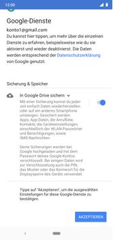 Nokia 6.1 Plus - Android Pie - E-Mail - Konto einrichten (gmail) - Schritt 11