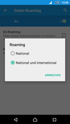 Sony E6653 Xperia Z5 - Ausland - Auslandskosten vermeiden - 10 / 11