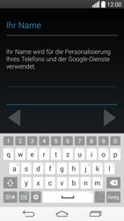 LG D855 G3 - Apps - Konto anlegen und einrichten - Schritt 6