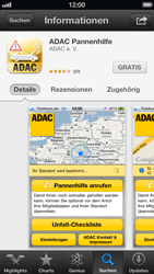 Apple iPhone 5 - Apps - Herunterladen - 17 / 20