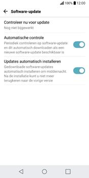 LG Q6 (LG M700n) - Software updaten - Update installeren - Stap 8