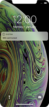 Apple iPhone XS - MMS - Manual configuration - Step 13
