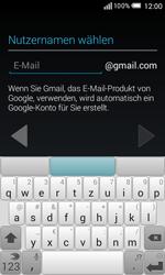 Alcatel OT-5050X Pop S3 - Apps - Konto anlegen und einrichten - Schritt 8
