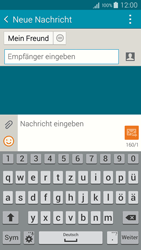 Samsung A300FU Galaxy A3 - MMS - Erstellen und senden - Schritt 12