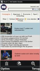 Sony Ericsson U8i Vivaz Pro - Internet - hoe te internetten - Stap 14