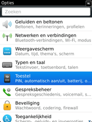BlackBerry 9810 Torch - Instellingen - ontvangen via SMS - Stap 4