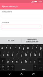HTC Desire EYE - E-mail - Configuration manuelle - Étape 18