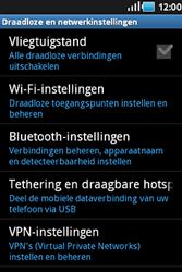 Samsung S5830 Galaxy Ace - bluetooth - aanzetten - stap 5