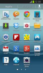 Samsung I9105P Galaxy S II Plus - Internet - configuration manuelle - Étape 4