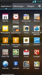 LG P880 Optimus 4X HD - Internet - Navigation sur Internet - Étape 2