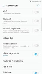 Samsung Galaxy S7 Edge - Android N - Rete - Selezione manuale della rete - Fase 5