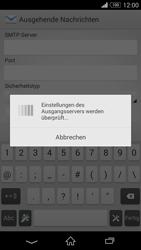 Sony D5803 Xperia Z3 Compact - E-Mail - Konto einrichten - Schritt 15