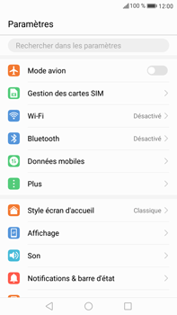 Huawei Mate 9 - MMS - Configuration manuelle - Étape 4