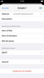 Apple iPhone 7 - iOS 13 - E-mail - Configuration manuelle - Étape 24