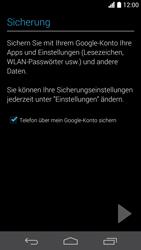 Huawei Ascend P6 - Apps - Einrichten des App Stores - Schritt 21