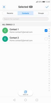 Huawei P Smart - E-mail - Sending emails - Step 7