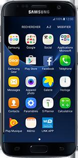 Alcatel MiFi Y900 - Prise en main - Connection du modem à votre smartphone ou tablette - Étape 3