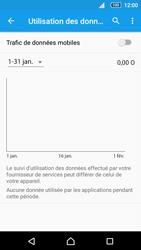 Sony Xperia Z5 - Internet et roaming de données - Comment vérifier que la connexion des données est activée - Étape 5