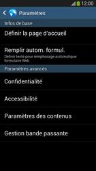 Samsung Galaxy S 4 Mini LTE - Internet et roaming de données - Configuration manuelle - Étape 22