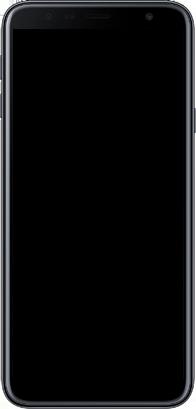 Samsung Galaxy J4+ - Premiers pas - Découvrir les touches principales - Étape 3