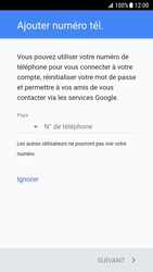 Samsung Galaxy S7 - Android N - Applications - Configuration de votre store d