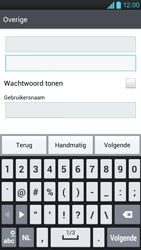 LG P880 Optimus 4X HD - E-mail - handmatig instellen - Stap 7